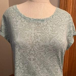 THE LIMITED XL mint green T-Shirt top NEW!
